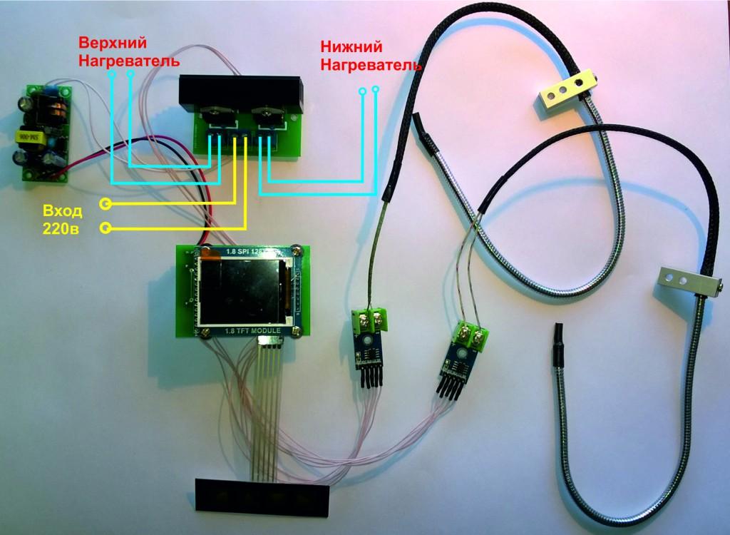 Комплект контроллера1